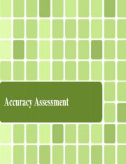 GsE 189 Lecture 10 Accuracy Assessment.pdf