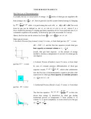PHYS271_THERMODYNAMICS.doc