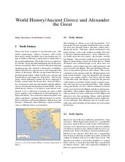World History%2FAncient Greece and Alexander the Great