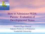 howtoadministerPEDS