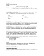EN101 Definition Essay Assignment Fall 2007[1]-2