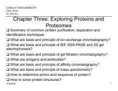 Chapter 3 Exploring Proteins and Proteomics Chem 317 Fall 2016.pdf