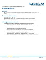 2017 Sem1 Assignment 1 specification.pdf