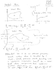 Lecture 23 on Stoke's Theorem