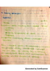 Health107 Stress And Cancer Notes