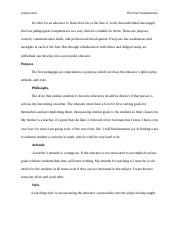 The Four Competencies Essay.docx