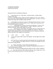 Chapter 16 Even Problem Solutions