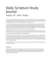 Daily Scripture Study Journal.docx