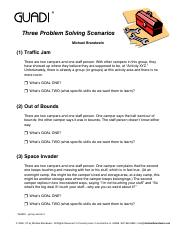 HOW TO SOLVE PROBS -GUADI ps