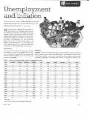 Unemployment and Inflation.pdf