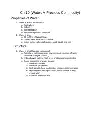 EVR Unit 3+ Notes (WATER).docx