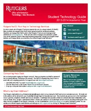 Student Tech Guide