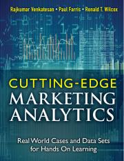 Cuttint Edge Marketing Analytics.pdf