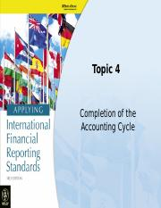 Topic 4 - Completion of Accounting Cycle.pptx