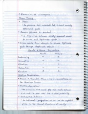 Intro to Criminology 262 Lecture Notes