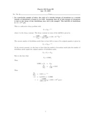 Exam03_Sol4 Physics