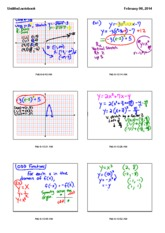graphing odd functions notes