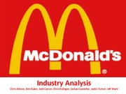 McDonald's_Industry_Analysis