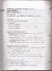 Class notes, Diseases and Age