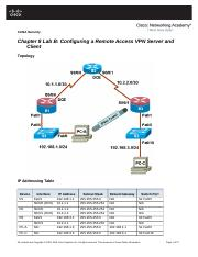 Security_Chp8_Lab-B-Rmt-Acc-VPN_Student