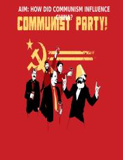 COMMUNISTCHINANEWEST2016.pptx