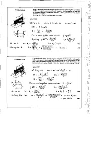 624_Mechanics Homework Mechanics of Materials Solution
