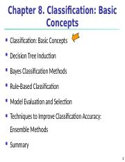 Lecture 6 - Classification Basics and Decision Trees.ppt