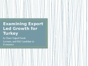 Examining_Export_Led_Growth_for_Turkey