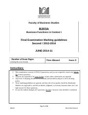 B203A Final Exam MG Second 2013-2014.docx