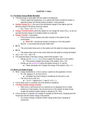 Physics CH.11Notes