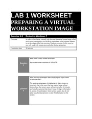 preparing a virtual workstation essay Workstation settings installing and preparing pclaw • virtual learning 2.