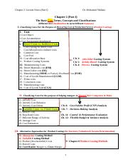 W18_Comm 2AB3_chapter 2_Lecture Notes (Part I) .ppt