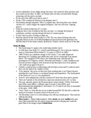 RLG 203 EXAM PREP STUDY NOTES WHOLE COURSE PG.32