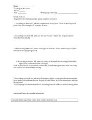 Worksheet for Unit 4, Part 3.1, Theology 9 (Fall 2016).docx