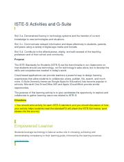 ISTE-S Activities and G-Suite.docx