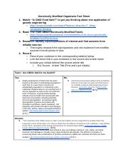 Copy of Genetically Modified Organisms Fact Sheet .docx
