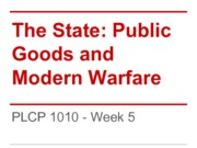 PLCP+1010+9-27+Public+Goods+and+The+State