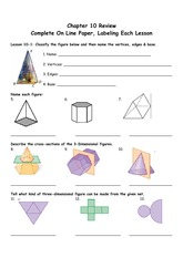 Chapter 10 Labeling Worksheet Homework