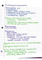 psych notes on drugs