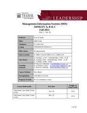 Syllabus-2372-Fall2011