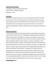 Chemistry of Recycling.docx