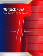Wolfpack HOSA Meeting 2.25.13.pptx