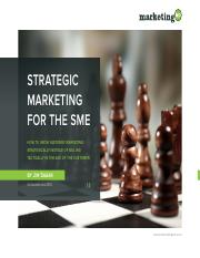 2016 - Strategic Marketing for the SME.pdf