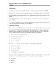 ITSC 1405 Study Guide SG09