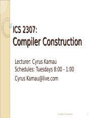 Chapter 1 - Introdution to Compiler Construction.ppt