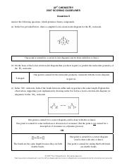ap10_chemistry_form_b_q6 - AP® CHEMISTRY 2010 SCORING GUIDELINES ...