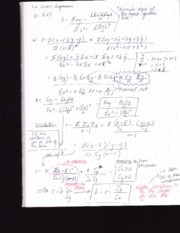 Stat 213 notes -linear regression