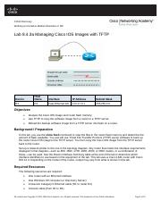 TFTP (Lab 8.4.3a Managing Cisco IOS Images with TFTP) (1).pdf