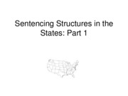 Sept. 9. 2010 Types of Sentencing.Part 1