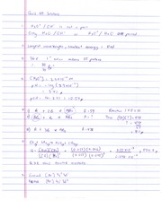 Ong 1212K Spring 2013 Quiz 4A Solutions